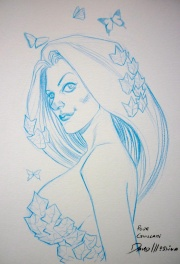 Poison Ivy par Messina