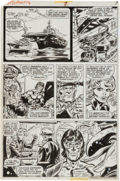 Man from Atlantis #2 Page 7