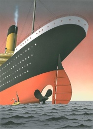 Sinking the titanic