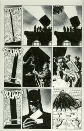 Batman The Killing Joke, page 28 (with prelim)