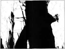 Hulk Grey # 3 . Double page 2 et 3 .