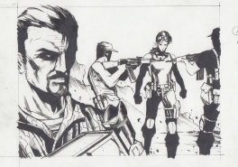 Gi JOE. Origins 6. 13.