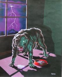 Recherche pour couverture   Les Tommyknockers  de Stephen King Comic Art