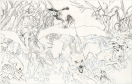 James Jean illustration
