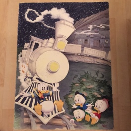 Donald Duck - Last Train to Long Jump
