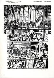 Van Helsing Vs. Jack the Ripper Vol.2 p.12 Comic Art