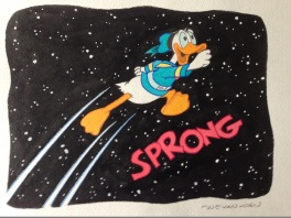 Donald Duck - Hail the Conquering Loser