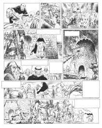 Je suis Cathare, tome 1, planche 12