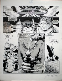 Tharg's Future Shock - Salad Days - 2000AD Prog 247