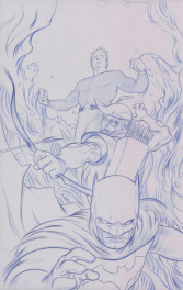 Jean: DC Universe Inheritance cover