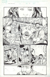 Iron Man, Issue 8, pag. 14. Ed. 2.009 Marvel