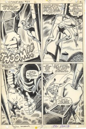 Spiderman contre Mysterio - Issue 67- PL 2