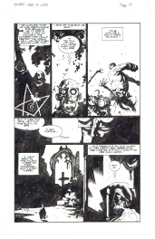 Origine de Hellboy - Right hand of doom