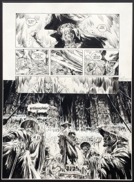 Long John Silver #1 - Lady Vivian Hastings, planche 6