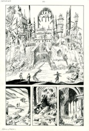 La ligue des Gentlemen extraordinaires/League of Extraordinary Gentlemen Century 2009, page 40