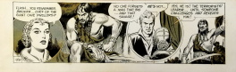 Flash Gordon - Daily Comic strip
