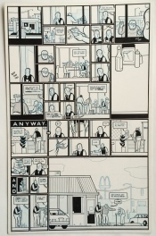 Chris Ware - Jimmy Corrigan