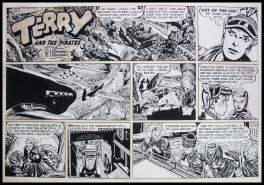 1948 - Wunder : Terry et les pirates