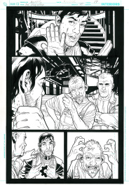 Ex machina #25 page 17