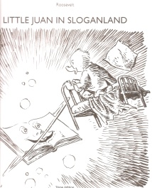 Little Juan in Sloganland