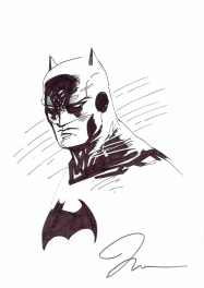 Batman par Jim Lee