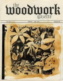 Woodwork Gazette cover 1