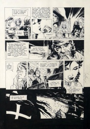 "Long John Silver #1 ""Lady Vivian Hastings"" planche 26"