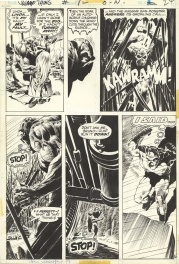 Swamp Thing #1 - Pl 24