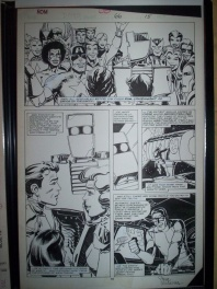 Rom #66 page 15,(Avengers) Steve Ditko