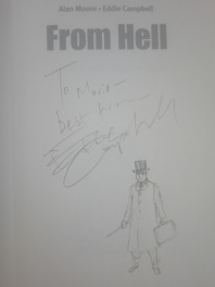 Jack the Ripper sketch,Eddie Campbell