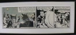 Mandrake the Magician Daily Strip 06.10.1947