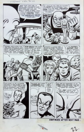 Fantastic Four - Issue 14, page 22  (TWICE-UP +)