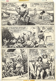 Conan - Issue 70- PL 7