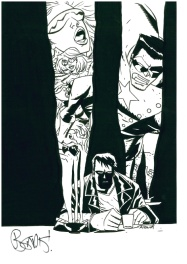 Michael Avon Oeming, Powers 3rd series cover nr.5