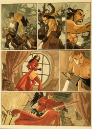 Rapaces, tome 4 page 45