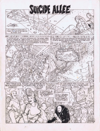 Avant L'Incal - Before Incal - Janjetov