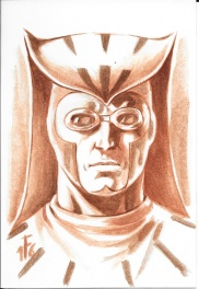 The WATCHMEN : THE NITE OWL