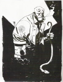 Alex Maleev Hellboy