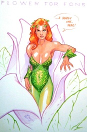 Stephane Roux Poison Ivy
