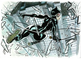 Vincenzo Cucca Catwoman