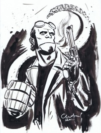 Paul Azaceta Hellboy