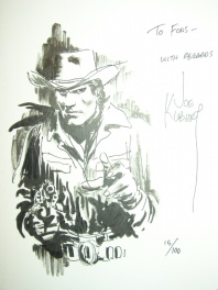 Joe Kubert Tex