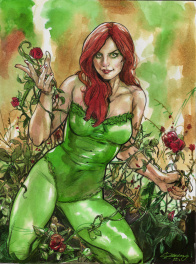Ryan Kelly Poison Ivy