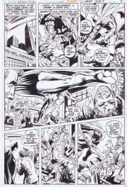 1979-11 Buckler/Giordano: World's Finest Comics #259 p2 Batman