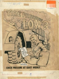 Connie Rod Tire pressure low ? 1965
