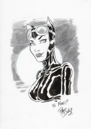 Paco Diaz Catwoman