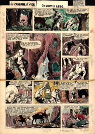 Sirius : L'Epervier bleu tome 6 planche 12
