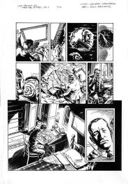 Van Helsing Vs. Jack the Ripper Vol.2 p.31 Comic Art
