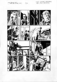 Van Helsing Vs. Jack the Ripper Vol.2 p.34 Comic Art