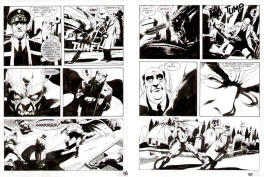 DYLAN DOG nº 271 - pages 86-87